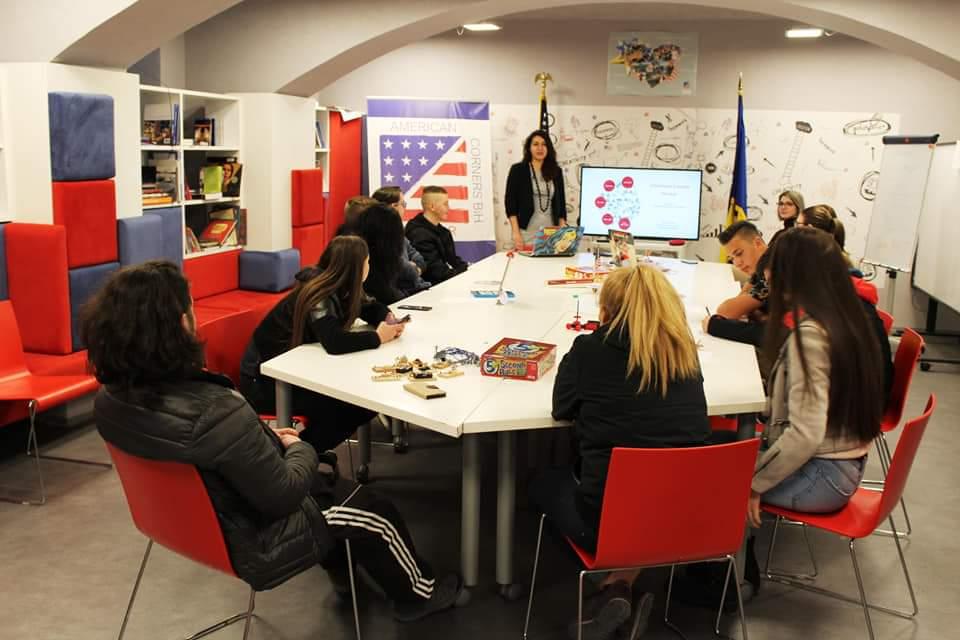 Posjeta Američkom kutku Mostar