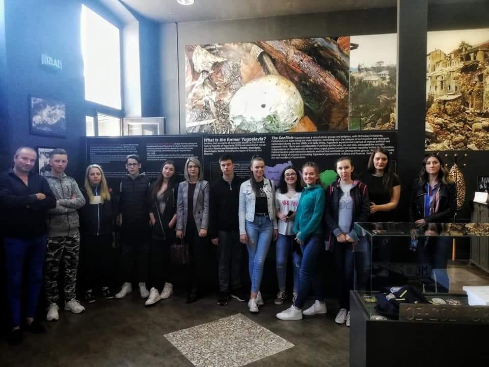 Posjeta Muzeju žrtava genocida