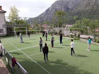 Školski turnir u odbojci