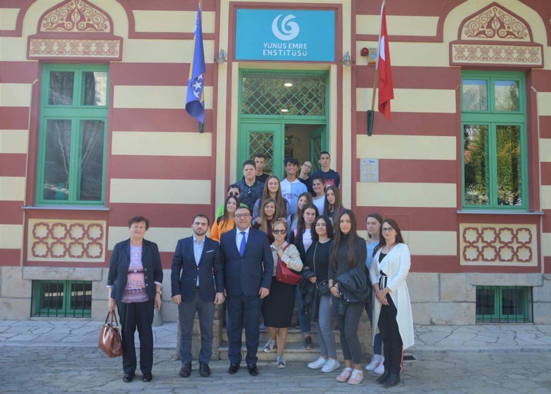 Posjeta Institutu Yunus Emre