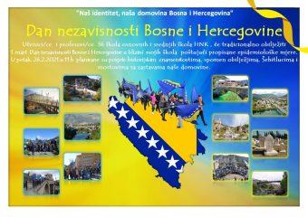 Aktivnosti u povodu Dana nezavisnosti BiH