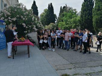 Svečana dodjela diploma maturantima